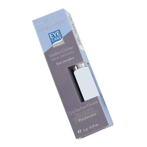 EYE CARE Lidschatten-Creme für sensible Haut, 5 g Farbe: gletscher, 1er Pack (1 x 5 g)