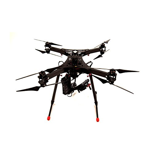 xFold Rigs Travel-8URTF   Octocopter Drone Rig with 3 Axis Gimbal