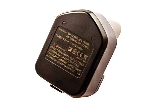 AccuPower, Batteria di ricambio per Hitachi EB1220BL, EB1214S, 12.0 volts - P353CH