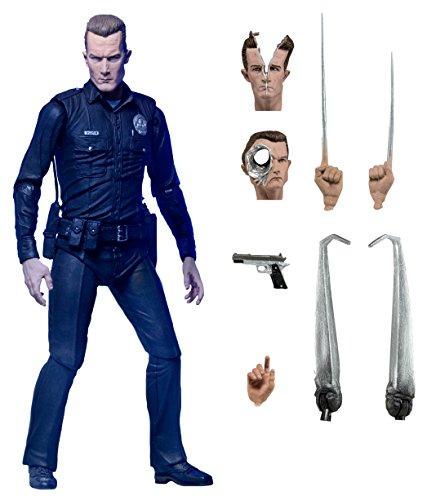 Terminator 2 Ultimate T-1000 Action Figure (18Cm)