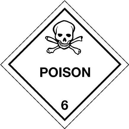 vsafety 51015/AF-S Prohibition Logo signe noir rouge Carr/é 100/mm x 100/mm pas de jeux de ballon autocollant