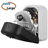 [Nuova generazione] WACCET cassetta sicurezza chiavi Combinazione Grande Cassaforte per Ch...