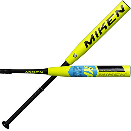 Miken 2020 Kyle Pearson Freak 23 Maxload ASA Slowpitch Softball Bat, 12 inch Barrel Length, 26 oz