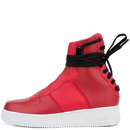 Nike Damen W AF1 Rebel XX Schlupfstiefel, Mehrfarbig Gym Rot Arctic Pink Summit weiß schwarz 600, 39 EU