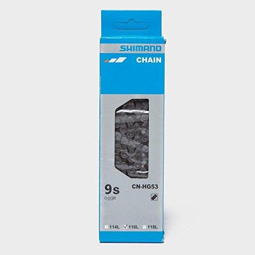 Shimano Kette CN-HG53 9-fach, E-CNHG53116I - 2