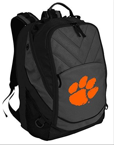 Broad Bay BEST Clemson University Backpack Laptop Computer Bag