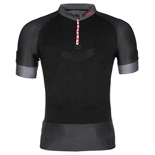 Kilpi 123 Combo-M Technisches T-Shirt, Schwarz, L
