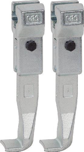 Kukko 1-90-P Paar Standard Abzieherhaken 100 mm