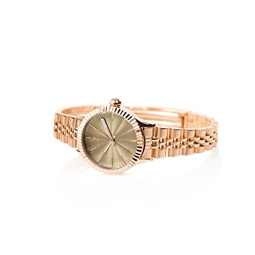 Orologio HOOPS LUXURY Gold Collection Beige - 2560LG-06