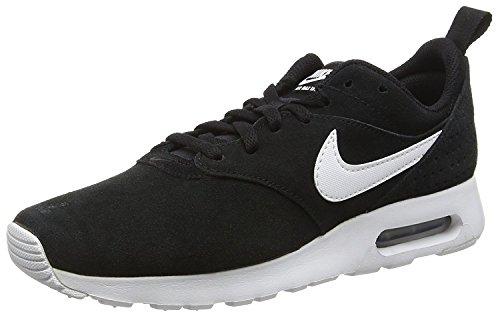 Nike Air Max Tavas Ltr Herren Laufschuhe, Schwarz (Black/White), 40 EU