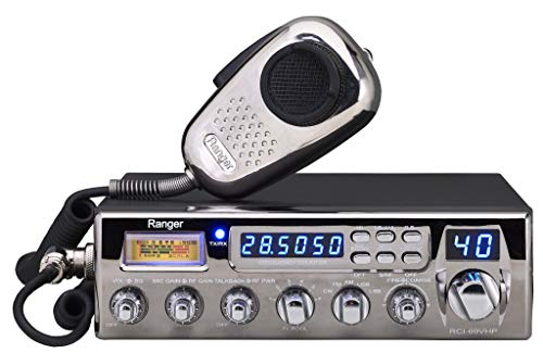 RCI-69VHP 80+ Watts SSB/AM/FM/CW 10 Meter Mobile Amateur Transceiver