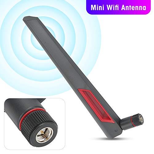 Taidda- 【2021 Neujahrsangebot】 WiFi-Antenne, Antenne, Externe WiFi-Antennen Y404 TS9 Mini-Antenne, Mini-WLAN-Router-Antenne 4-teilig für Laptop-Router WiFi-Netzwerkkarte