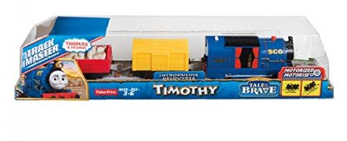 Thomas & Friends - Tren para modelismo ferroviario Thomas y Sus Amigos (Mattel BDP08)