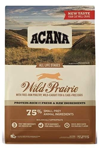 ACANA Wild Prairie Comida para Gatos - 1800 gr ⭐