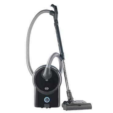 Sebo 90640AM Airbelt D4 Premium Canister Vacuum with ET-1 Powerhead, Black