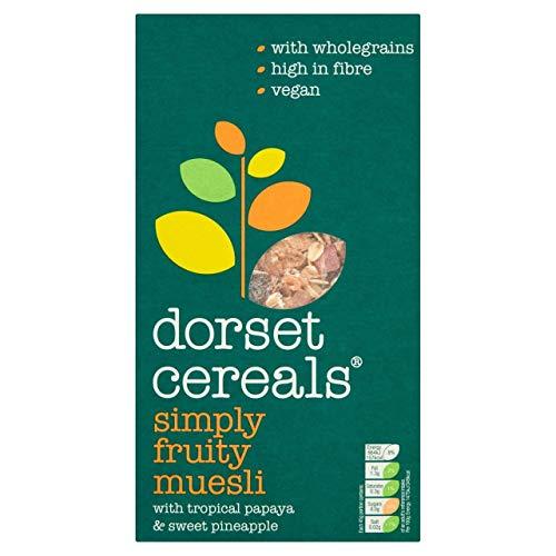 Dorset Cereals Simply Fruity Muesli 630 g Pack of 5