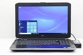 【中古】 DELL Latitude E5530 Core i5 3320M 2.6GHz/8GB/500GB/Multi/15.6W/FHD(1920x1080)/Win10