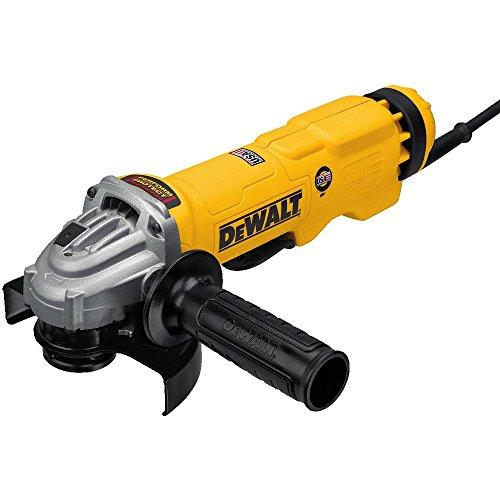 DEWALT Angle Grinder Tool, 4-1/2 to 5-Inch, Paddle Switch (DWE43114N)