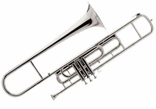 Tristar Bb Valve Trombone + Case + Care Kit