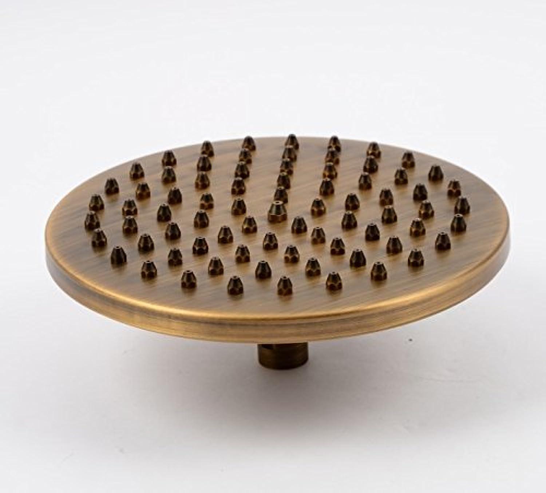 SAEJJ-Copper antique shower head shower head nozzle
