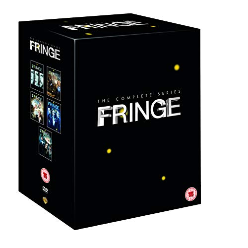 Fringe: The Complete Series [DVD] [2008] [2013]