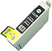 エプソン「ICBK50」ブラック IC50 EPSON汎用 【互換インクカートリッジ】