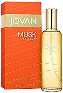 Jovan Musk by Jovan for Women - Eau de Cologne, 96ml