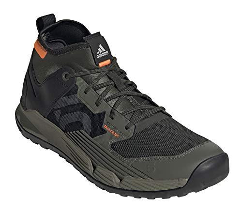 Five Ten Men's Trailcross XT Mountain Bike Shoe, Core Black/Grey Six/Legend Earth - 12