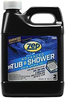 New! Zep Advanced Tub and Shower Drain Opener Gel 32 Ounce U49210