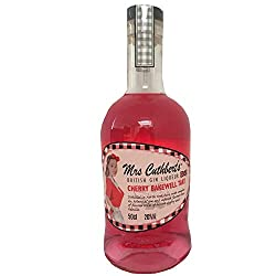 Cherry Bakewell Tart British Gin Liqueur Distilled in North Yorkshire Based in Halifax, Yorkshire, England. Mrs. Dorothy Cuthbert was a proud home baker from the 1940?s. An era of home pride baking, no frills and frugality.