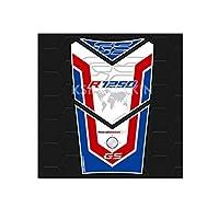 PSLER® バイク用 3Dタンクパッド ステッカー タンクデカール アンチスリップ 傷キズ防止 適用車種 R1250GS 2019