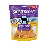 SmartBones SmartBones Bacon & Cheese Large Bones 3ct