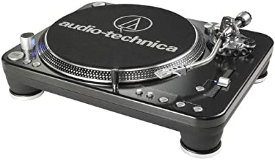 Audio Technica AT-LP1240USB Direct Drive Turntable with USB Out