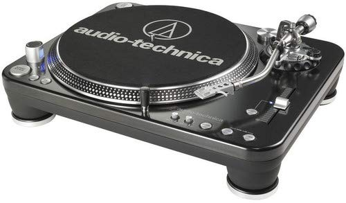Audio-Technica AT-LP1240-USB Direct-Drive Professional DJ Turntable (USB & Analog)