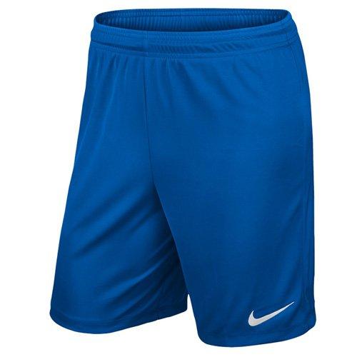 Nike Unisex Kinder Park Ii Knit Ohne Innenslip Shorts, Blau (Royal Blue/White), L EU