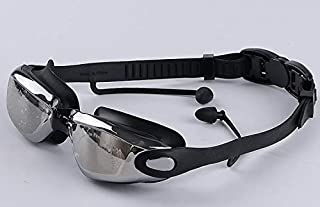 Season sport Swim Goggles, Swimming Goggles No Leaking Anti Fog UV Protection Triathlon Swim Goggles with Free Protection ...