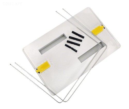 Dolphin 9995550 - Conjunto de tapa y soporte de bolsa para robot...