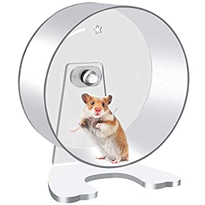 Amazon Com 8 Inch Hamster Wheel