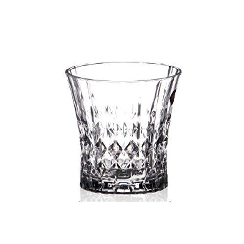Einfachheit 250ml / 260ml / 350ml Champagner Glas Cocktail Glas Rotwein Glas Becher Glasschale Kristallglas Haushalt MUMUJIN (Size : 260ML)
