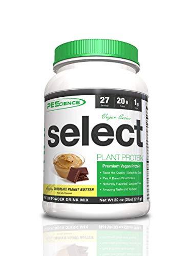 Pescience: Select Protein Vegan Series, 27 Servings, Chocolate Peanut Butter