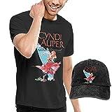 Baostic Camisetas y Tops Hombre Polos y Camisas, Men's Cyndi...