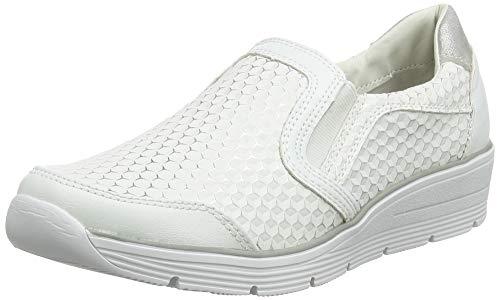 Supremo Damen 6921109 Slipper, Weiß (White 00002), 36 EU