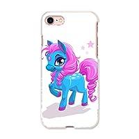 igcase iPhone 8 plus/iPhone 7 plus/iPhone 6 plus/iPhone 6s plus 専用ハードケース スマコレ スマホカバー 013921 ユニコーン 星