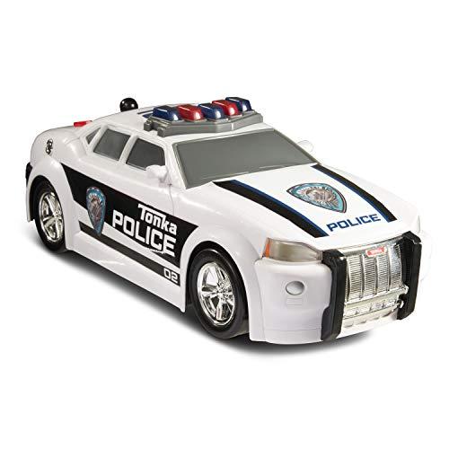Tonka Mighty Motorized Toy Police Car FFP