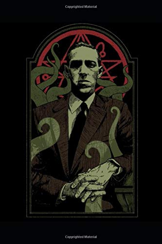 LOVECRAFT Journal Notebook: Take a pen and tell me what happens!