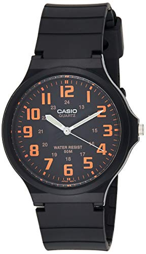 CASIO Reloj con Movimiento Cuarzo japonés Unisex Unisex Mw-240-4B