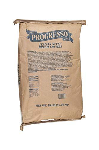 Progresso Italian Breadcrumbs, 25 Lbs Bag