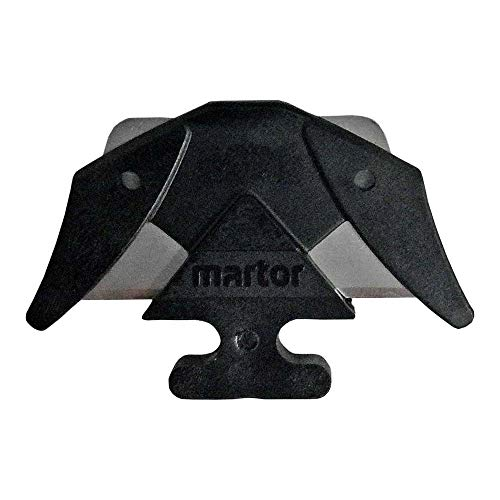 MARTOR 3550.20–Cuchilla de repuesto para'Secumax 350'–Plata (Juego de)