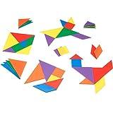 ラーニングリソーシズ タングラム 図形ブロック 42個入り LER3668 正規品