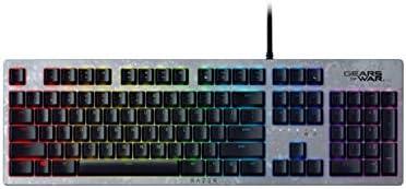 لوحة مفاتيح للألعاب هنتسمان إصدار المسابقات من ريزر، بدون لوحة الأرقام «استخدام لوحة مفاتيح عربية غير مضمون» : اسرع لوحة...
